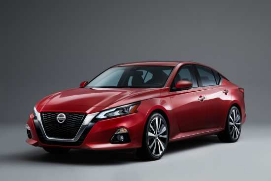 56 The 2019 Nissan Altima Platinum Vc Turbo Redesign and Concept for 2019 Nissan Altima Platinum Vc Turbo