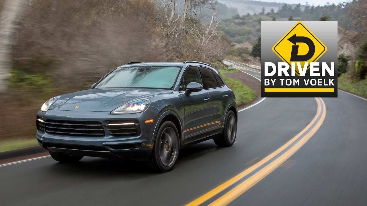 56 The 2019 Porsche Cayenne Order Research New for 2019 Porsche Cayenne Order