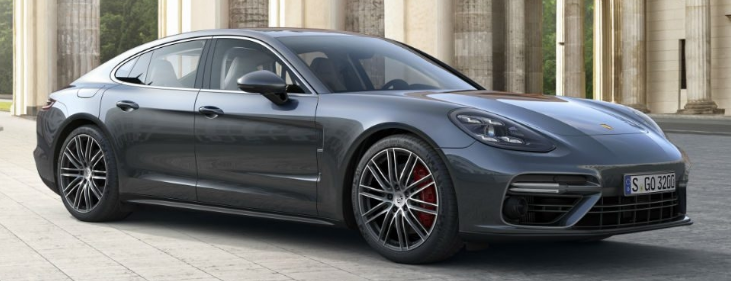 56 The 2019 Porsche Panamera Turbo Model by 2019 Porsche Panamera Turbo