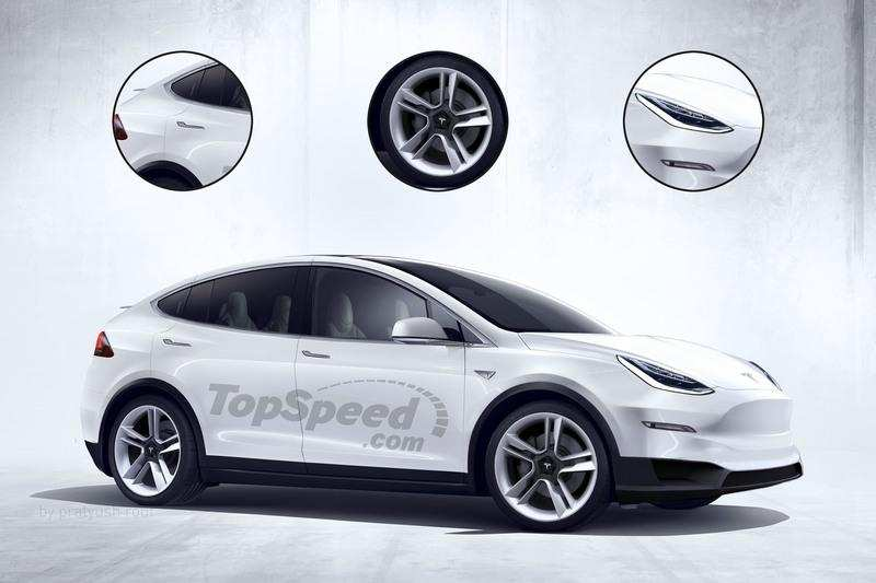 56 The 2019 Tesla Model Y Redesign for 2019 Tesla Model Y