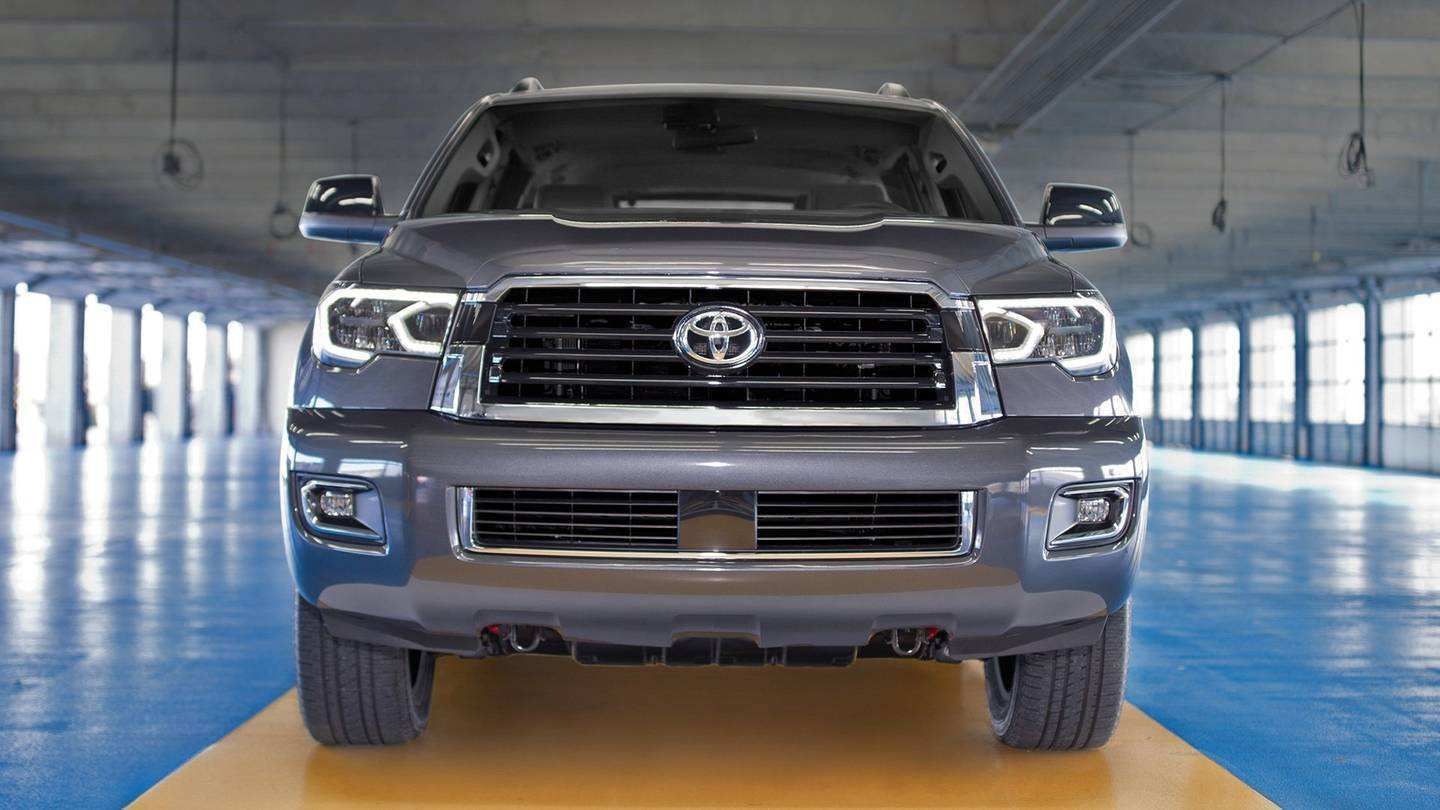 56 The 2019 Toyota Sequoia Review Style with 2019 Toyota Sequoia Review