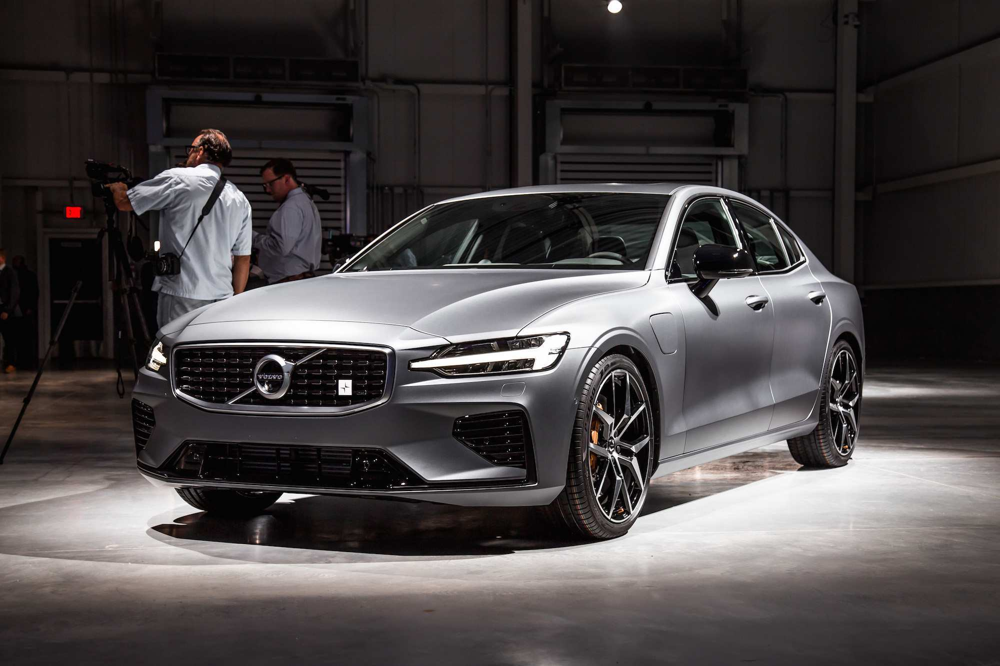 56 The 2019 Volvo V60 Polestar Exterior and Interior with 2019 Volvo V60 Polestar