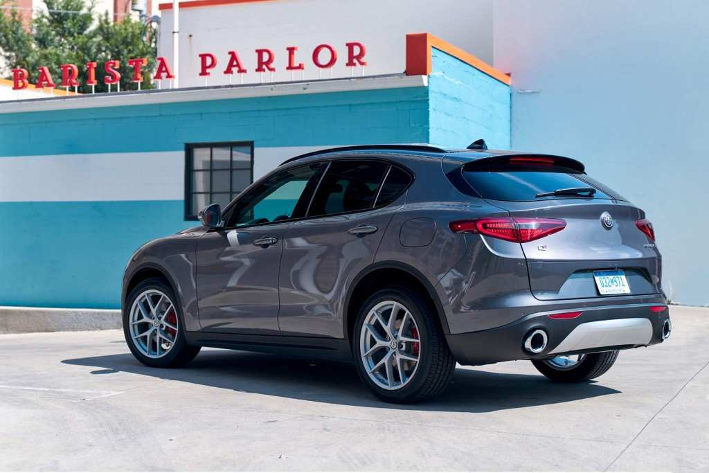 56 The 2020 Alfa Romeo Stelvio Redesign with 2020 Alfa Romeo Stelvio