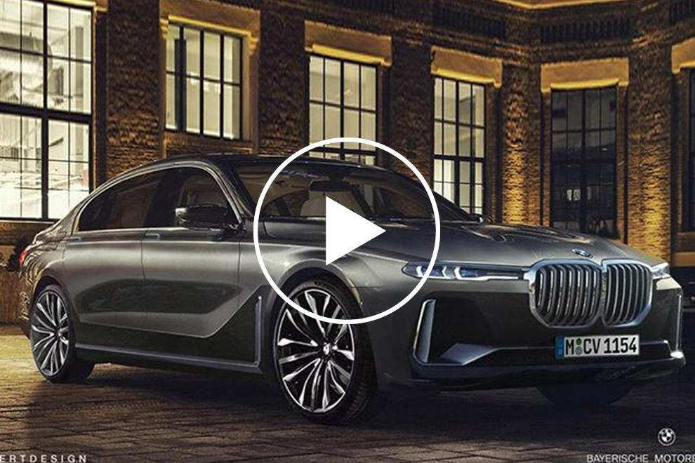 56 The 2020 Bmw 760Li Picture by 2020 Bmw 760Li