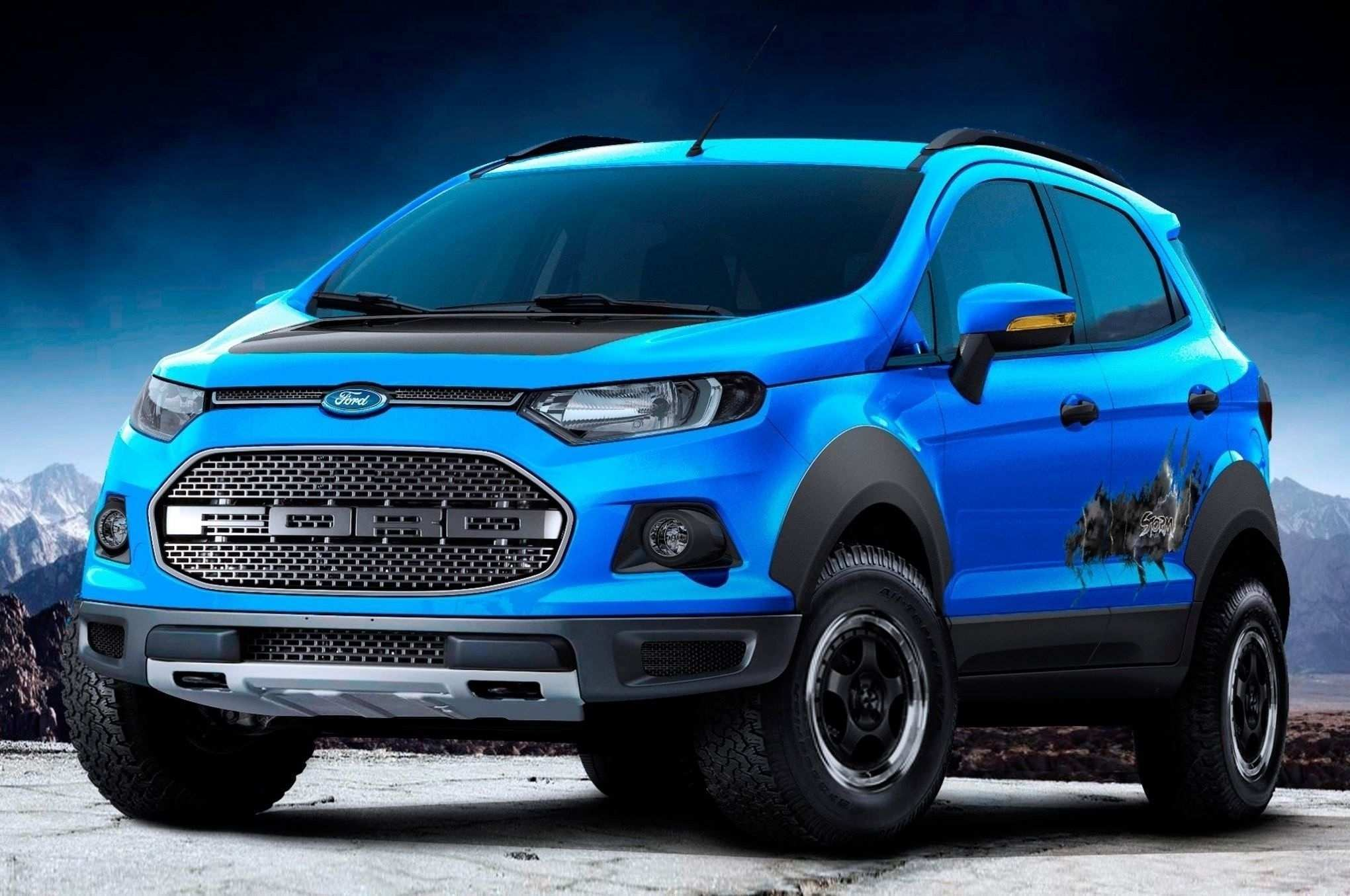 56 The 2020 Ford Ecosport Performance with 2020 Ford Ecosport
