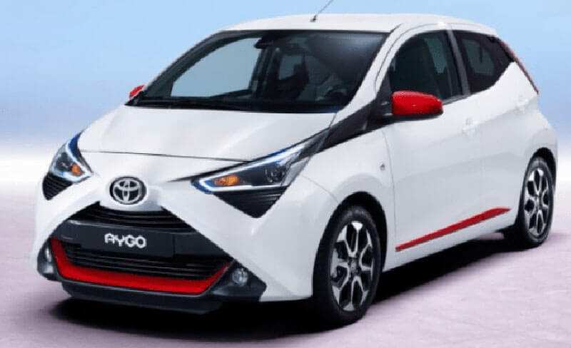 56 The Toyota Aygo 2020 Release with Toyota Aygo 2020