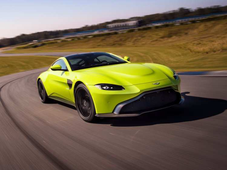 57 All New 2019 Aston Vantage Price and Review with 2019 Aston Vantage