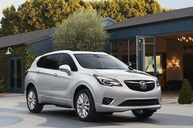 57 All New 2019 Buick Envision Review Ratings by 2019 Buick Envision Review