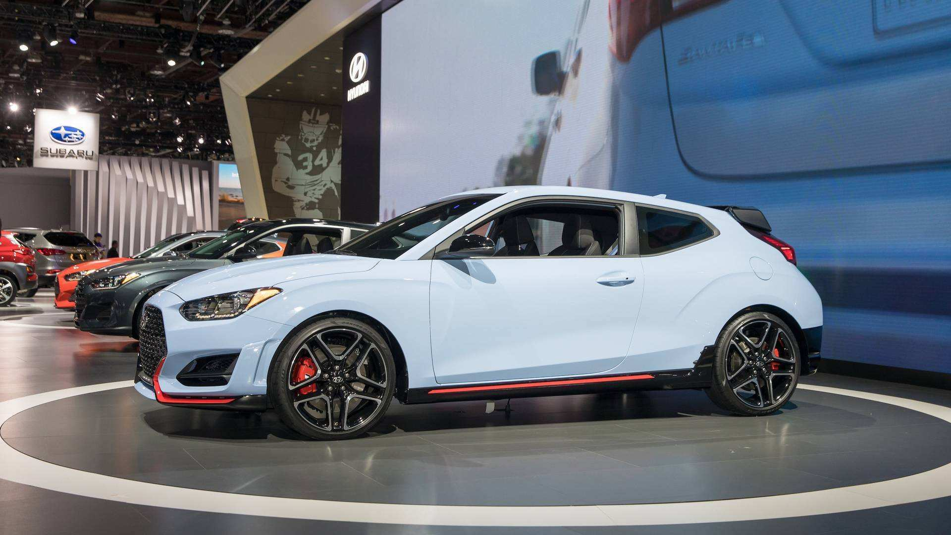 57 All New 2019 Hyundai Veloster N Exterior and Interior by 2019 Hyundai Veloster N