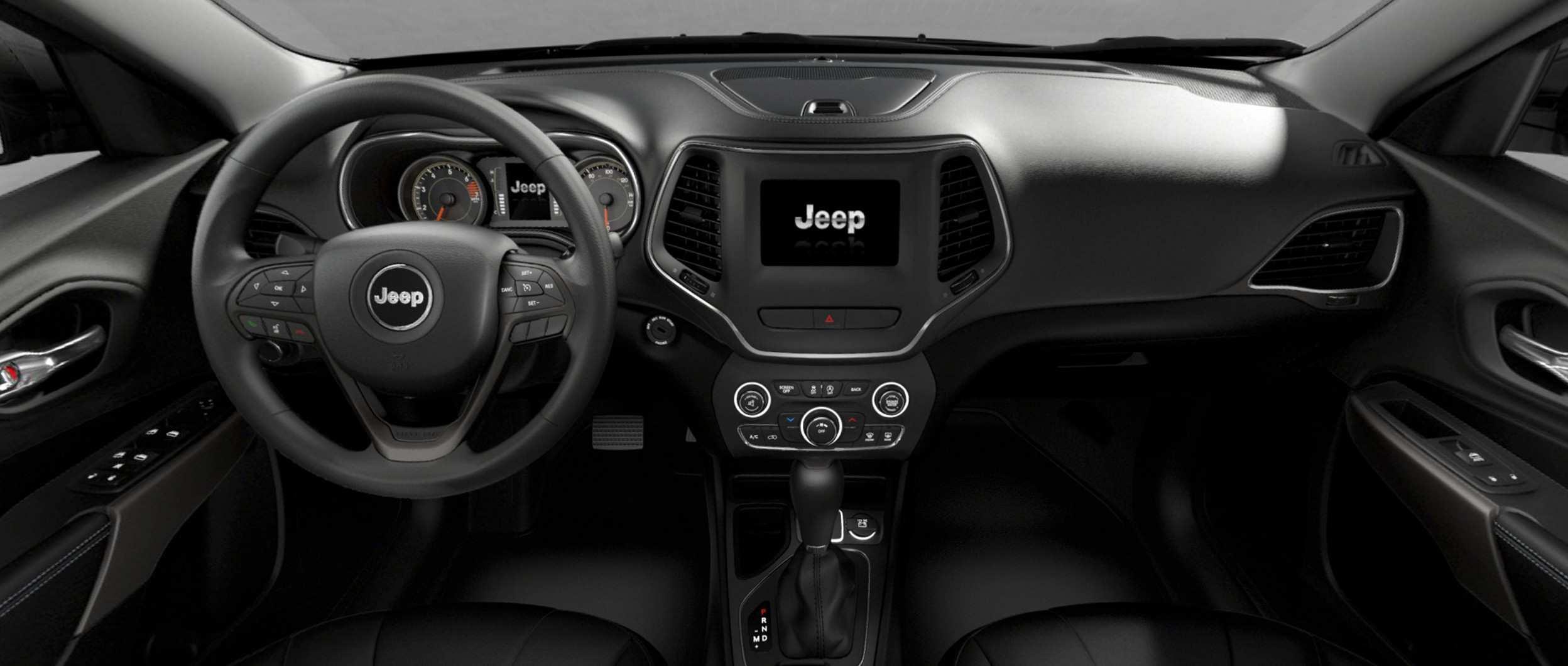 57 All New 2019 Jeep Cherokee Interior Model for 2019 Jeep Cherokee Interior