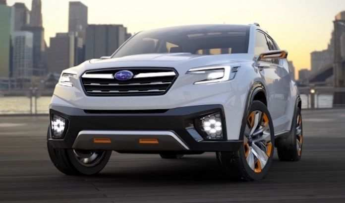 57 All New 2019 Subaru Outback Next Generation Rumors for 2019 Subaru Outback Next Generation
