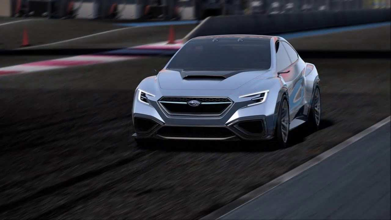 57 All New 2020 Subaru Wrx Sti Specs Redesign and Concept by 2020 Subaru Wrx Sti Specs