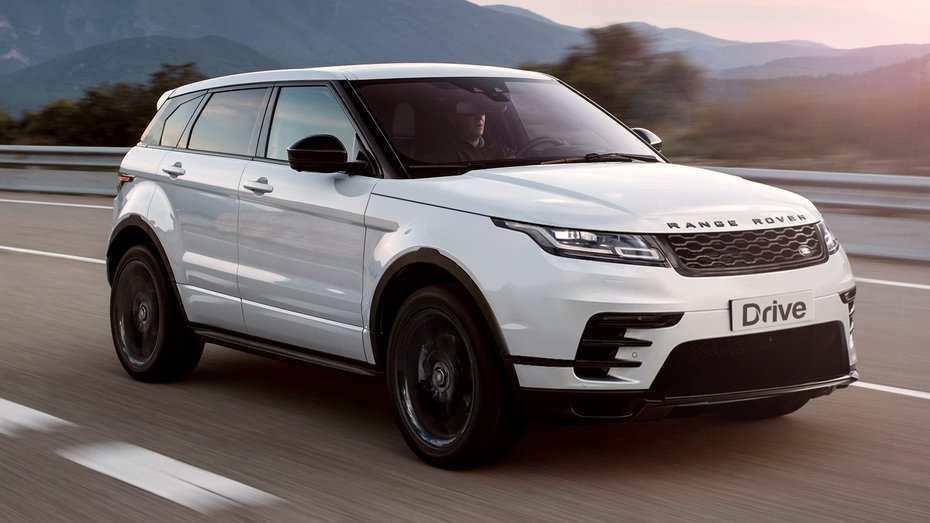 57 All New New Land Rover Evoque 2019 Price for New Land Rover Evoque 2019