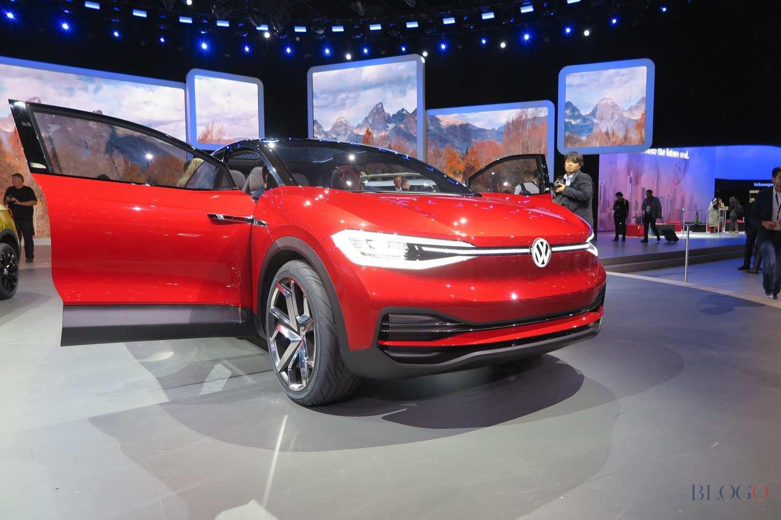 57 All New Volkswagen Elettrica 2020 Pricing with Volkswagen Elettrica 2020