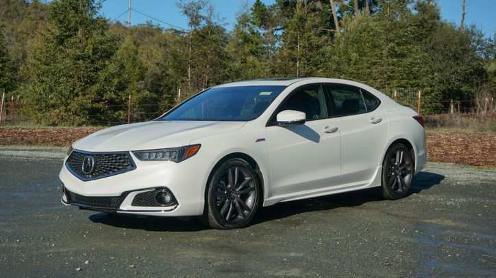 57 Best Review 2019 Acura Tlx Type S Release by 2019 Acura Tlx Type S