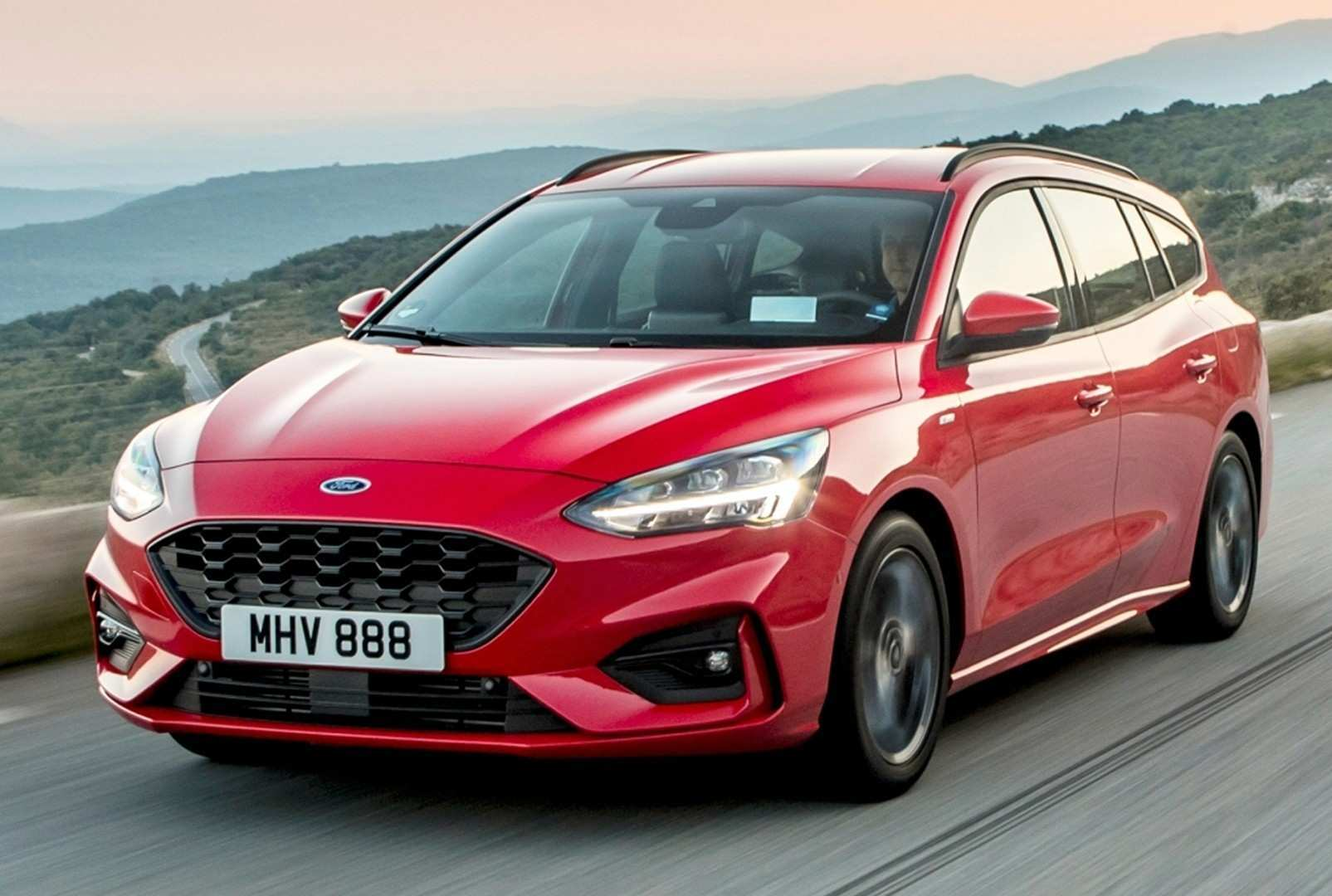 57 Best Review 2019 Ford Focus St Line First Drive with 2019 Ford Focus St Line