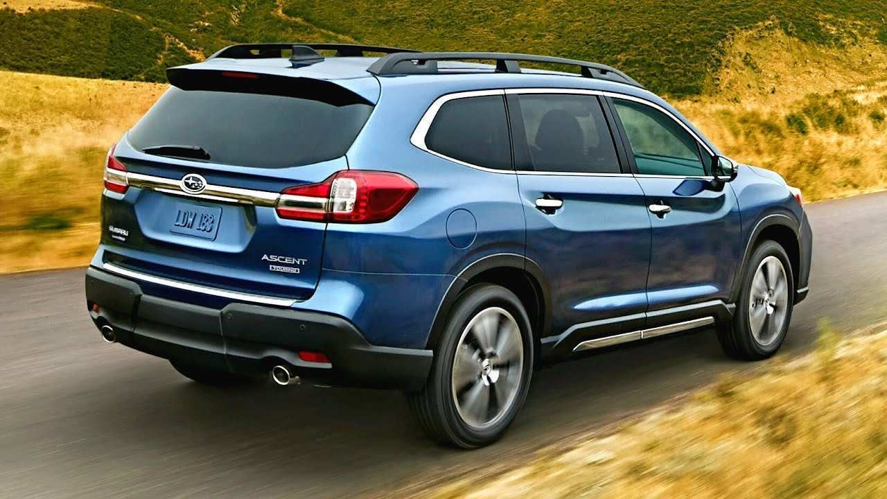 57 Best Review 2019 Subaru 7 Seater History for 2019 Subaru 7 Seater