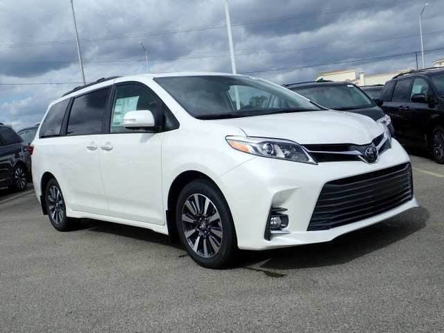 57 Best Review 2019 Toyota Sienna Review with 2019 Toyota Sienna