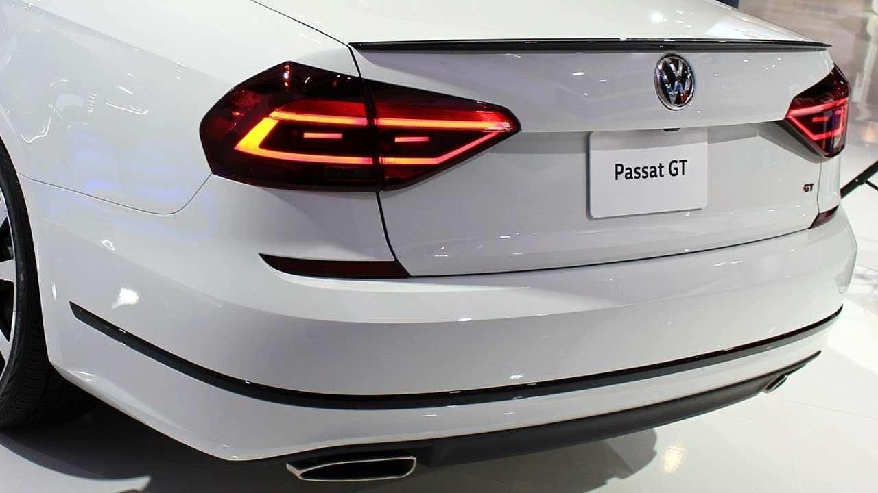 57 Best Review 2019 Volkswagen Passat Interior Redesign by 2019 Volkswagen Passat Interior