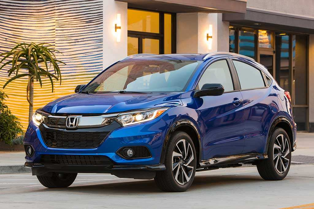 57 Best Review Honda Hrv 2019 Review by Honda Hrv 2019