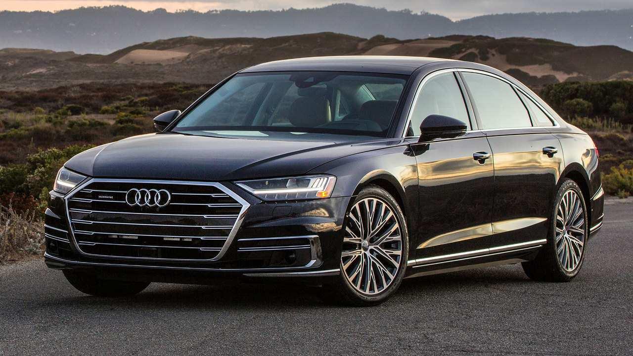 57 Concept of 2019 Audi A8 Photos Configurations with 2019 Audi A8 Photos