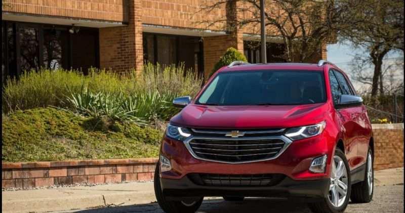 57 Concept of 2019 Chevrolet Equinox Release Date Release for 2019 Chevrolet Equinox Release Date