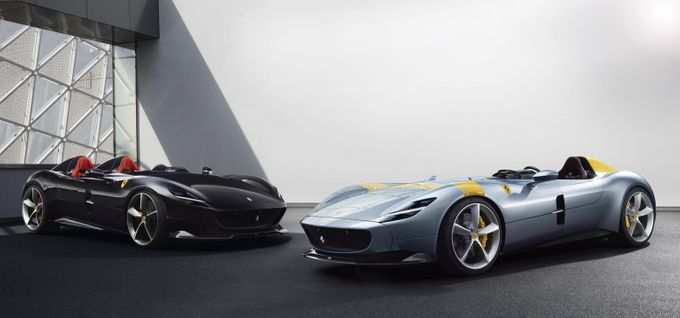 57 Concept of 2019 New Ferrari Spesification for 2019 New Ferrari