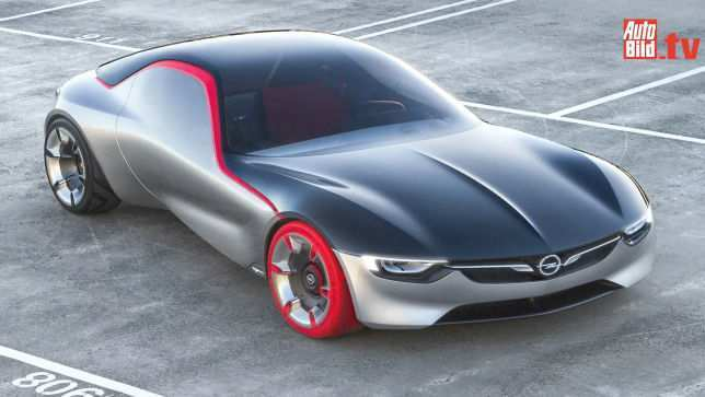 57 Concept of 2019 Opel Gt Picture with 2019 Opel Gt