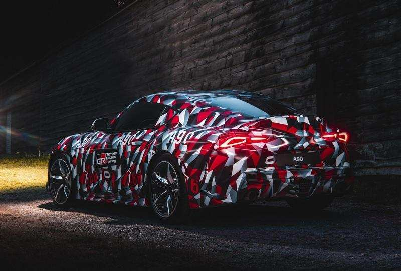 57 Concept of 2019 Toyota Supra Manual Performance with 2019 Toyota Supra Manual