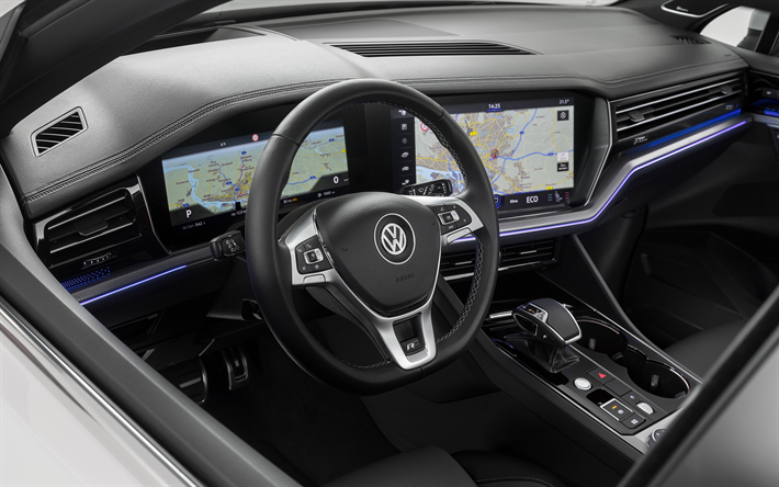 57 Concept of 2019 Volkswagen Touareg Interior Speed Test by 2019 Volkswagen Touareg Interior