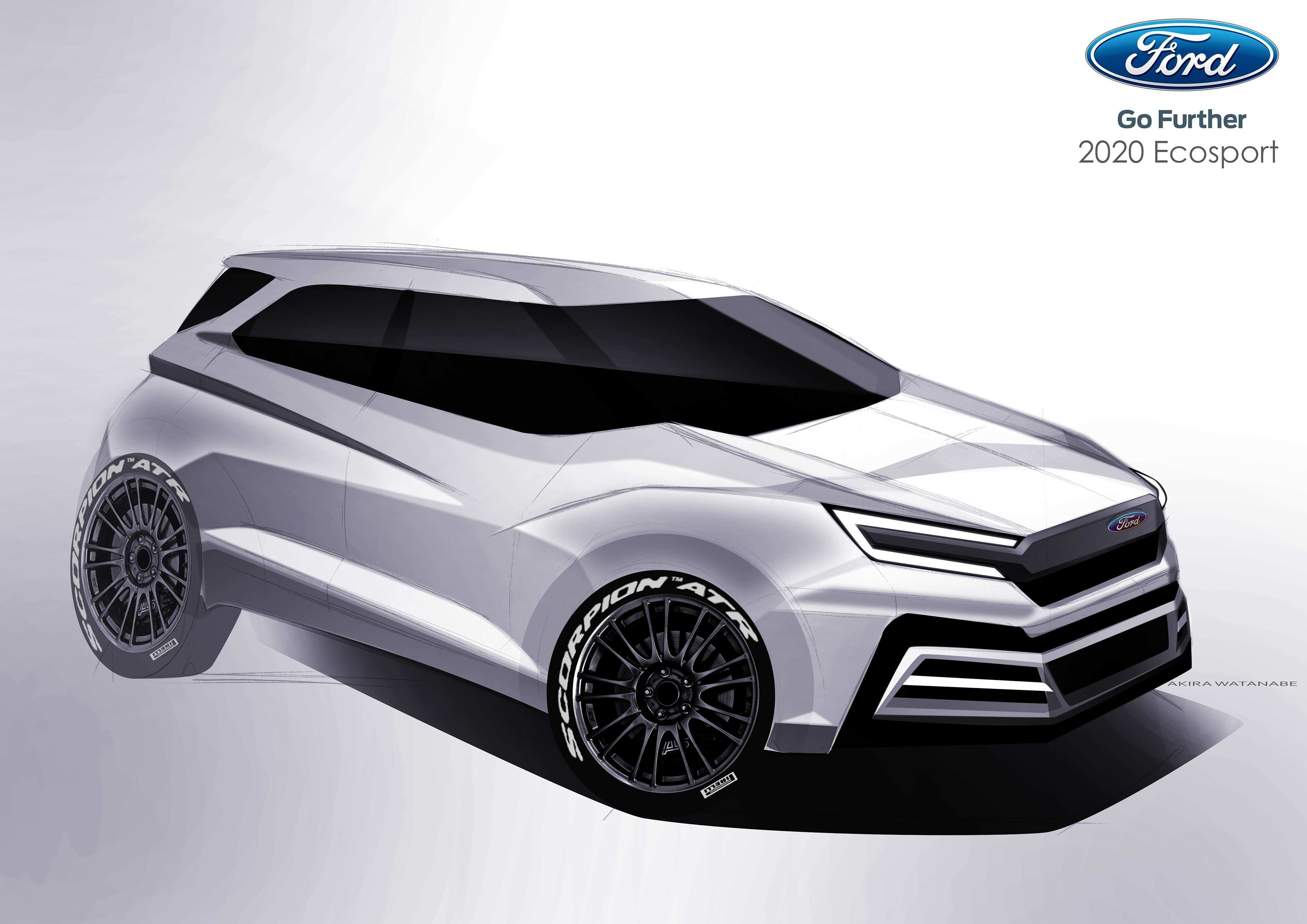 57 Concept of 2020 Ford Ecosport Images for 2020 Ford Ecosport