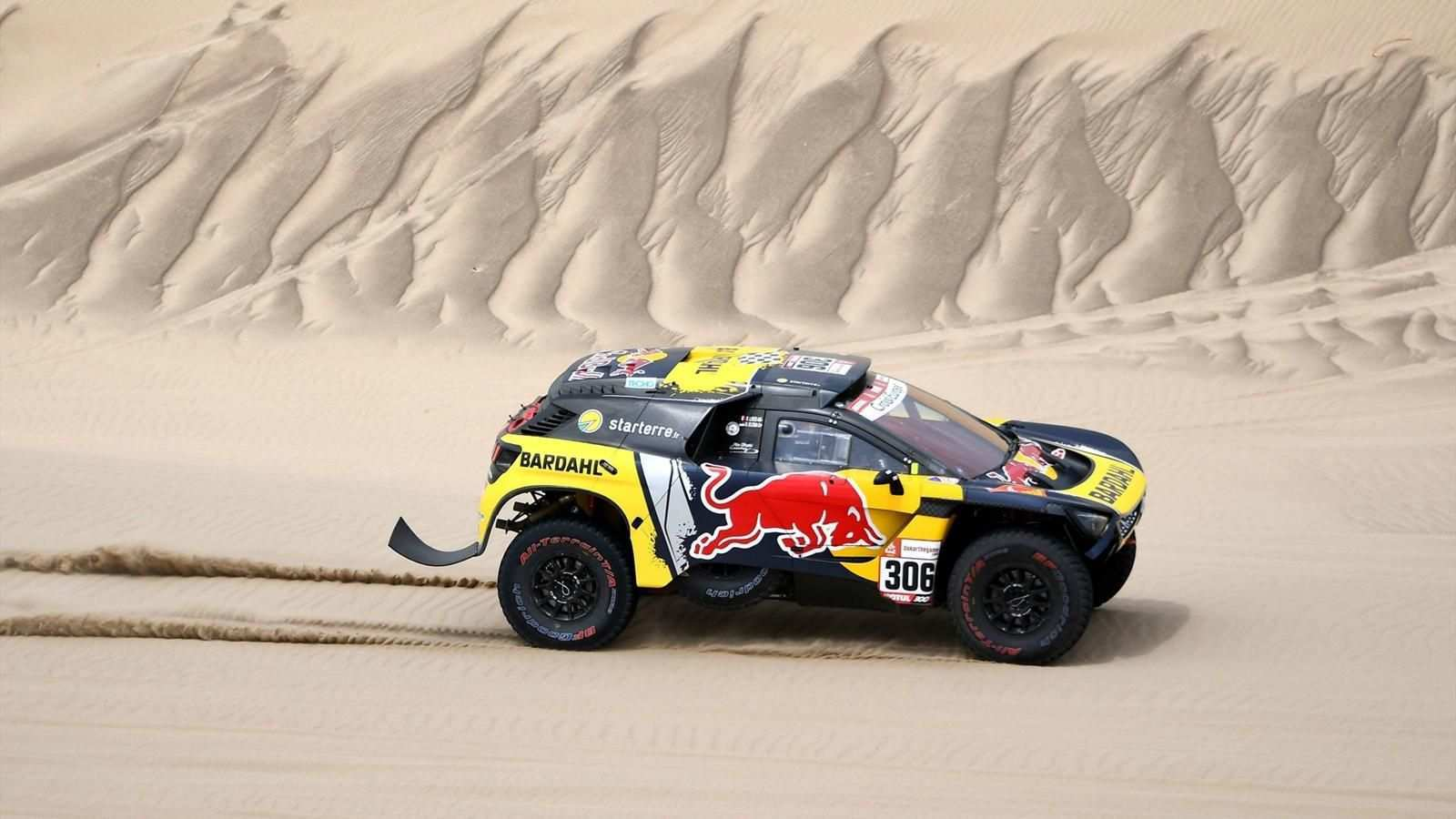 57 Concept of Peugeot Dakar 2019 New Concept by Peugeot Dakar 2019