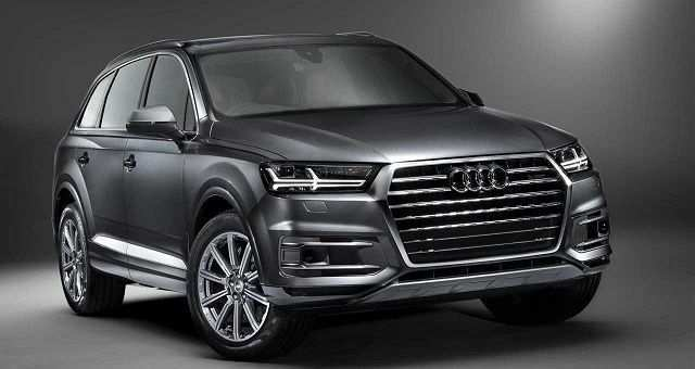 57 Gallery of 2019 Audi Q7 Facelift Exterior and Interior for 2019 Audi Q7 Facelift