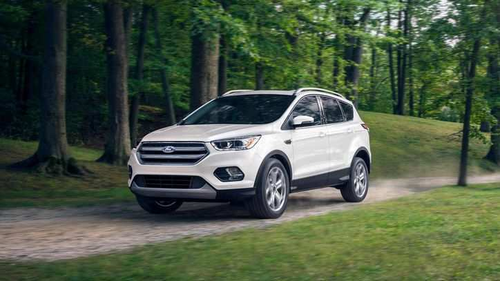 57 Gallery of 2019 Ford Escape Release Date Interior for 2019 Ford Escape Release Date