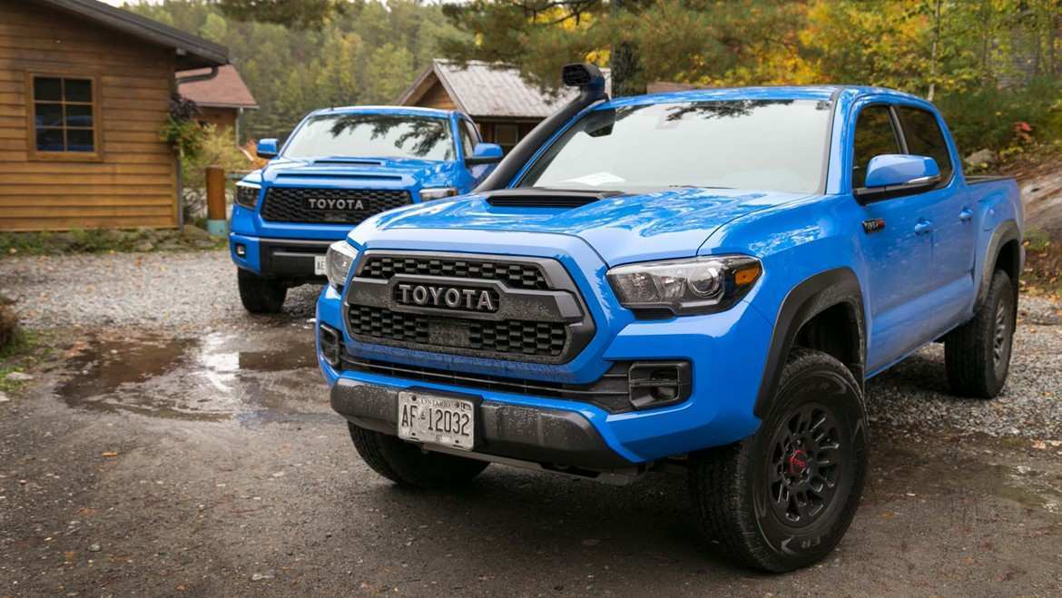 57 Gallery of 2019 Toyota 4Runner Trd Pro Review Specs by 2019 Toyota 4Runner Trd Pro Review