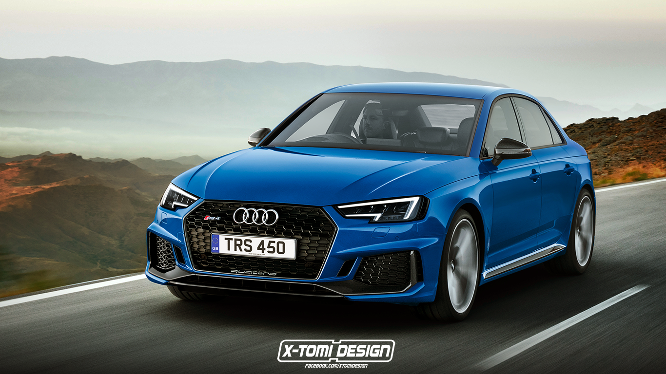 57 Great 2019 Audi Rs4 Usa New Review for 2019 Audi Rs4 Usa