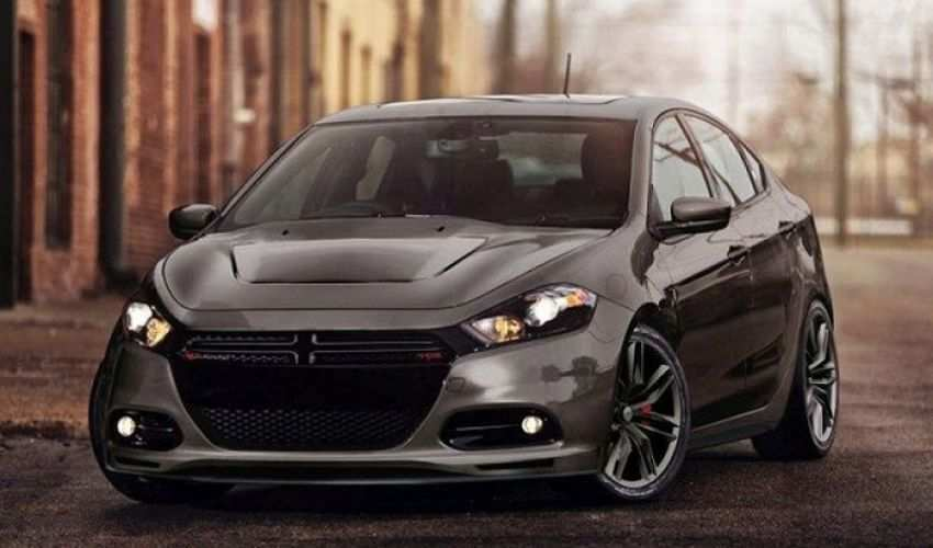 57 Great 2019 Dodge Dart Concept with 2019 Dodge Dart