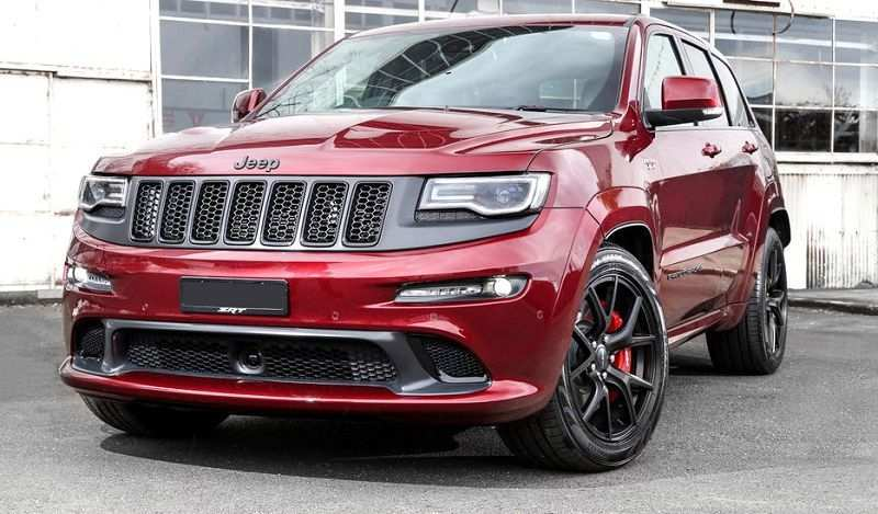 57 Great 2019 Jeep Srt8 Exterior and Interior for 2019 Jeep Srt8