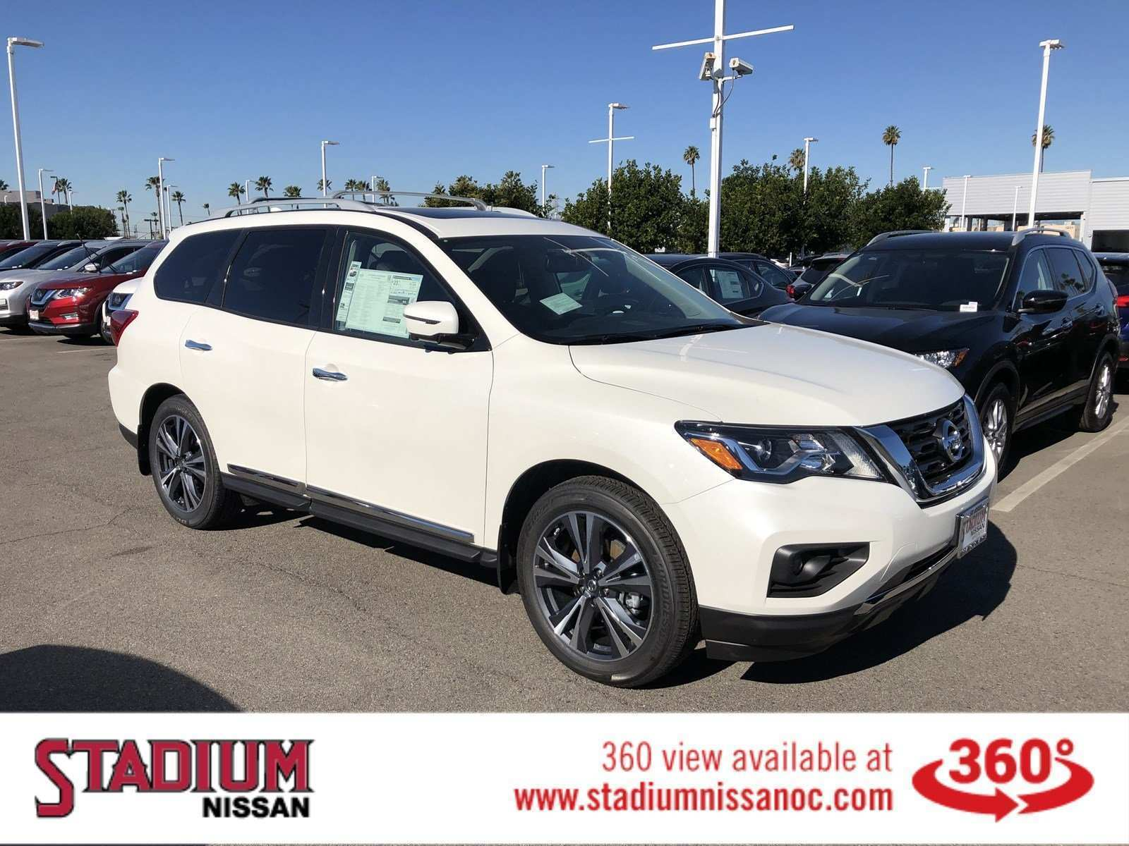 57 Great 2019 Nissan Pathfinder Platinum Specs and Review with 2019 Nissan Pathfinder Platinum