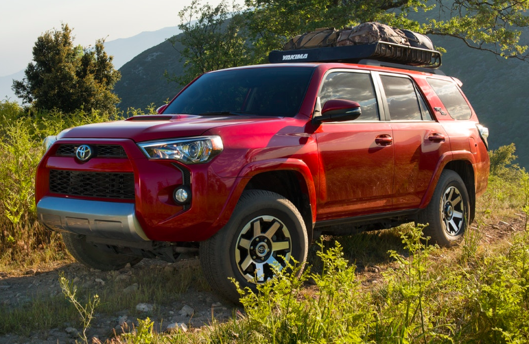 57 Great 2019 Toyota 4Runner News Pricing for 2019 Toyota 4Runner News