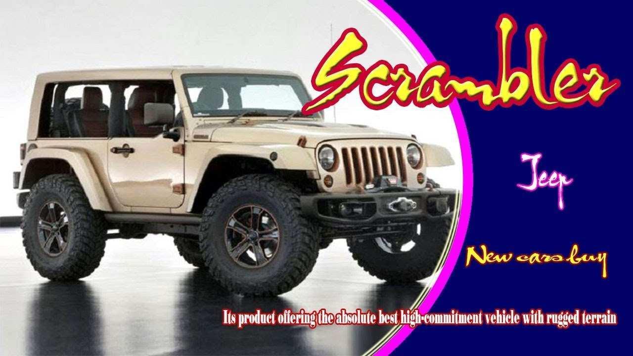 57 Great 2020 Jeep Scrambler Ratings for 2020 Jeep Scrambler