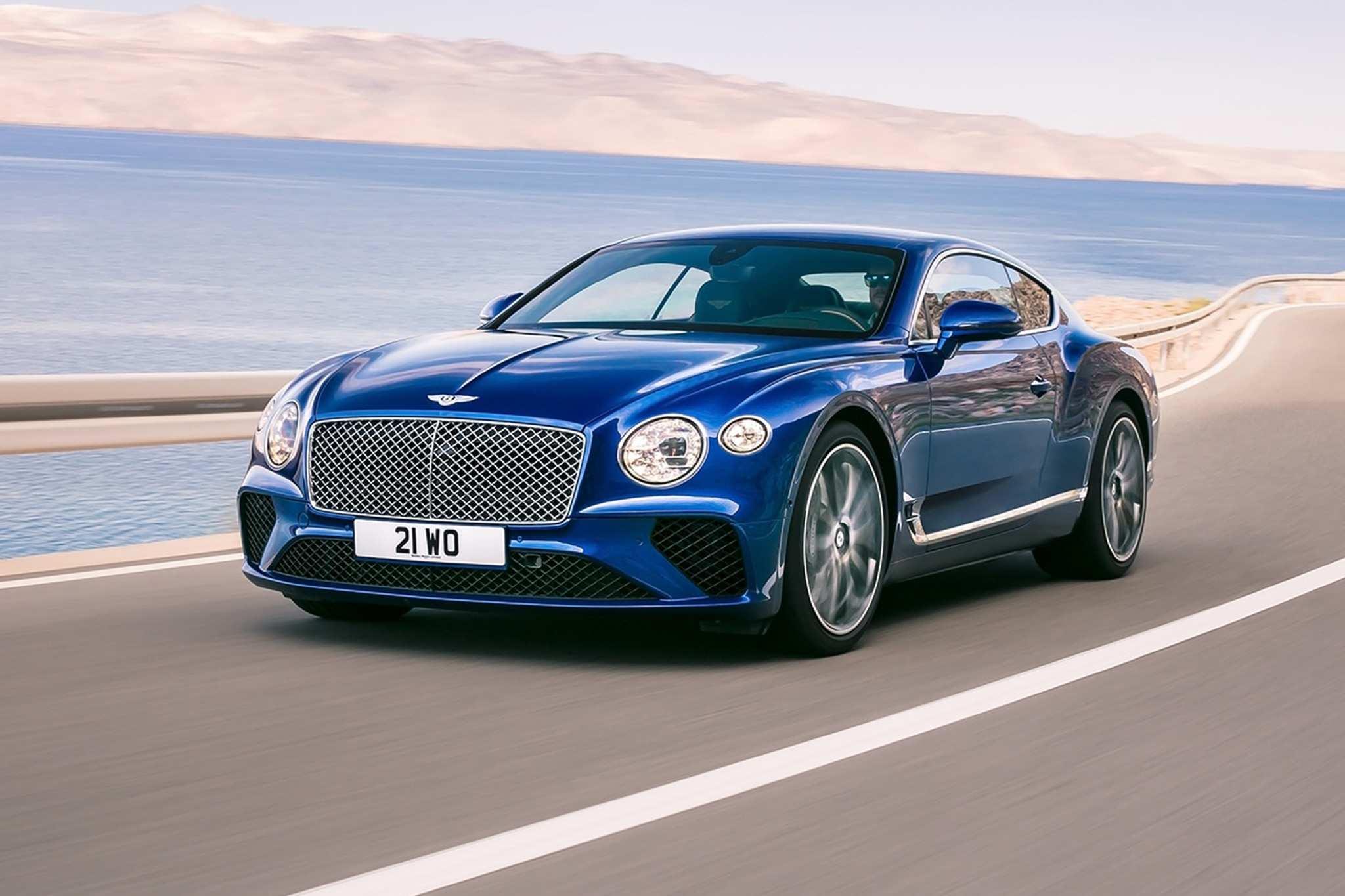 57 New 2019 Bentley Continental Gt Release Date Specs and Review by 2019 Bentley Continental Gt Release Date