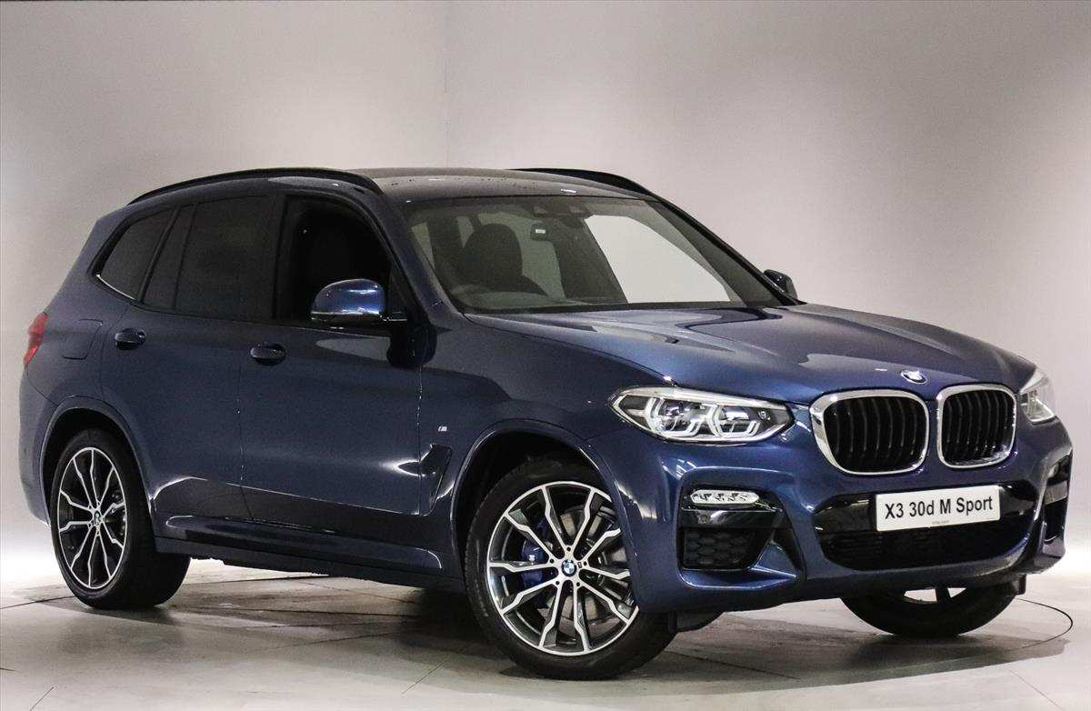 57 New 2019 Bmw X3 Diesel Configurations with 2019 Bmw X3 Diesel
