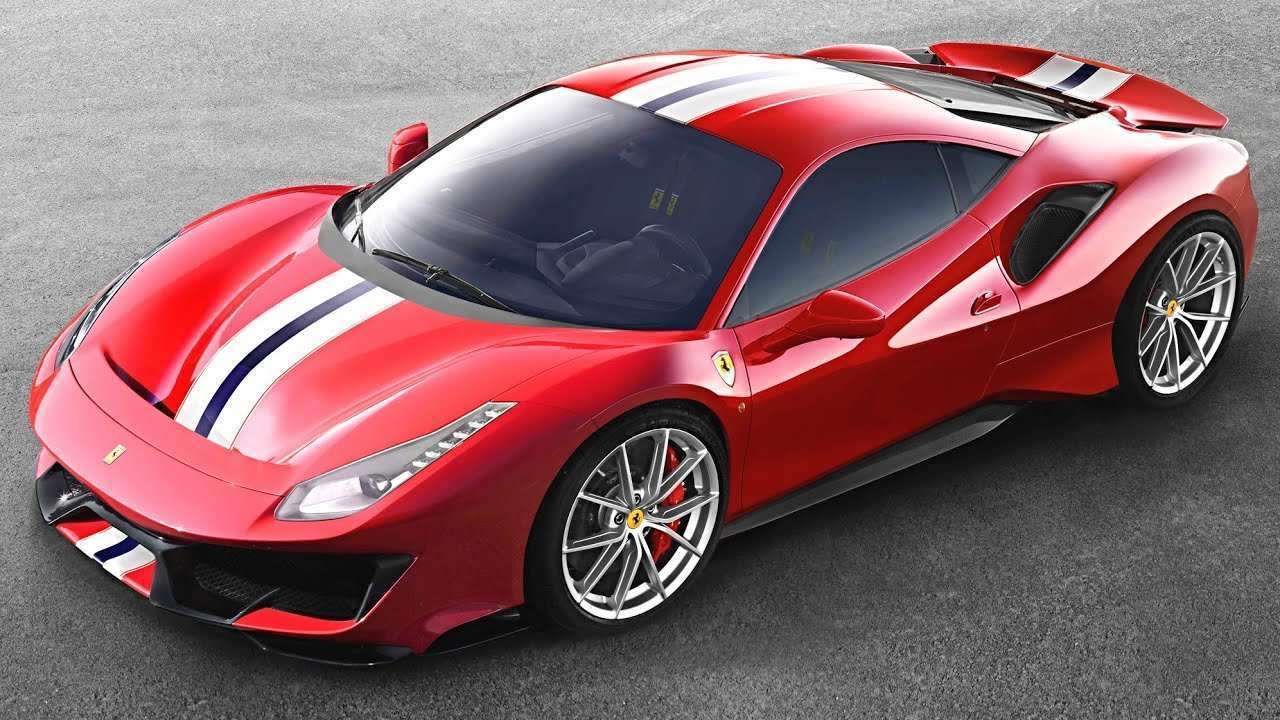 57 New 2019 Ferrari 488 Engine by 2019 Ferrari 488