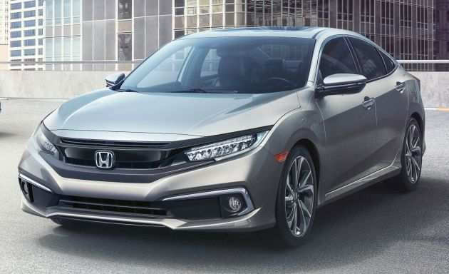 57 New 2019 Honda Civic Overview by 2019 Honda Civic