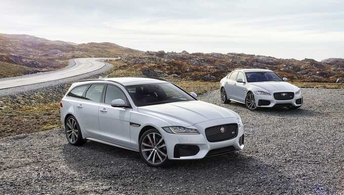 57 New 2019 Jaguar Wagon Performance and New Engine by 2019 Jaguar Wagon