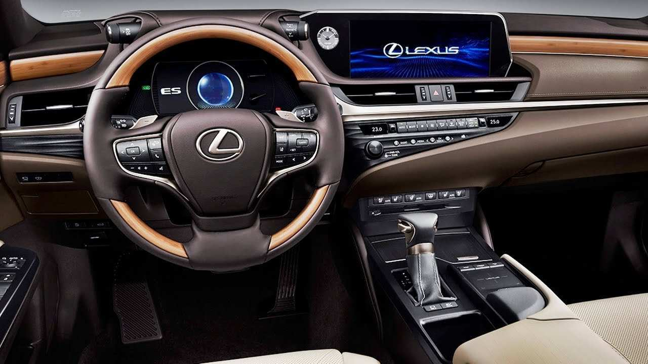 57 New 2019 Lexus Es Interior Rumors with 2019 Lexus Es Interior