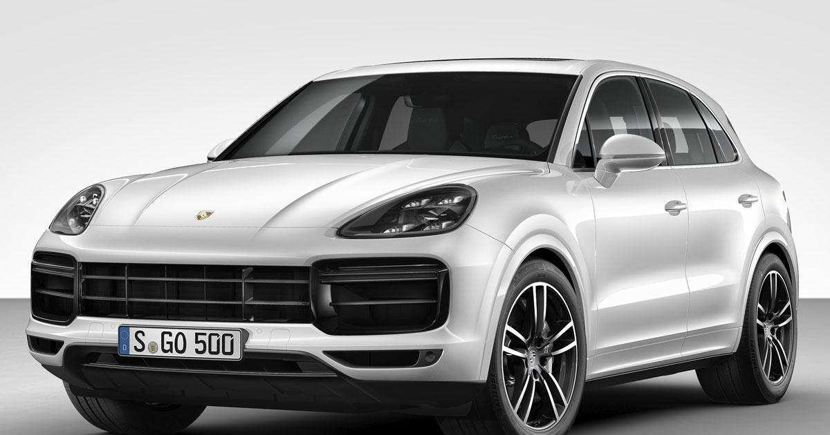 57 New 2019 Porsche Cayenne First Look Performance and New Engine by 2019 Porsche Cayenne First Look