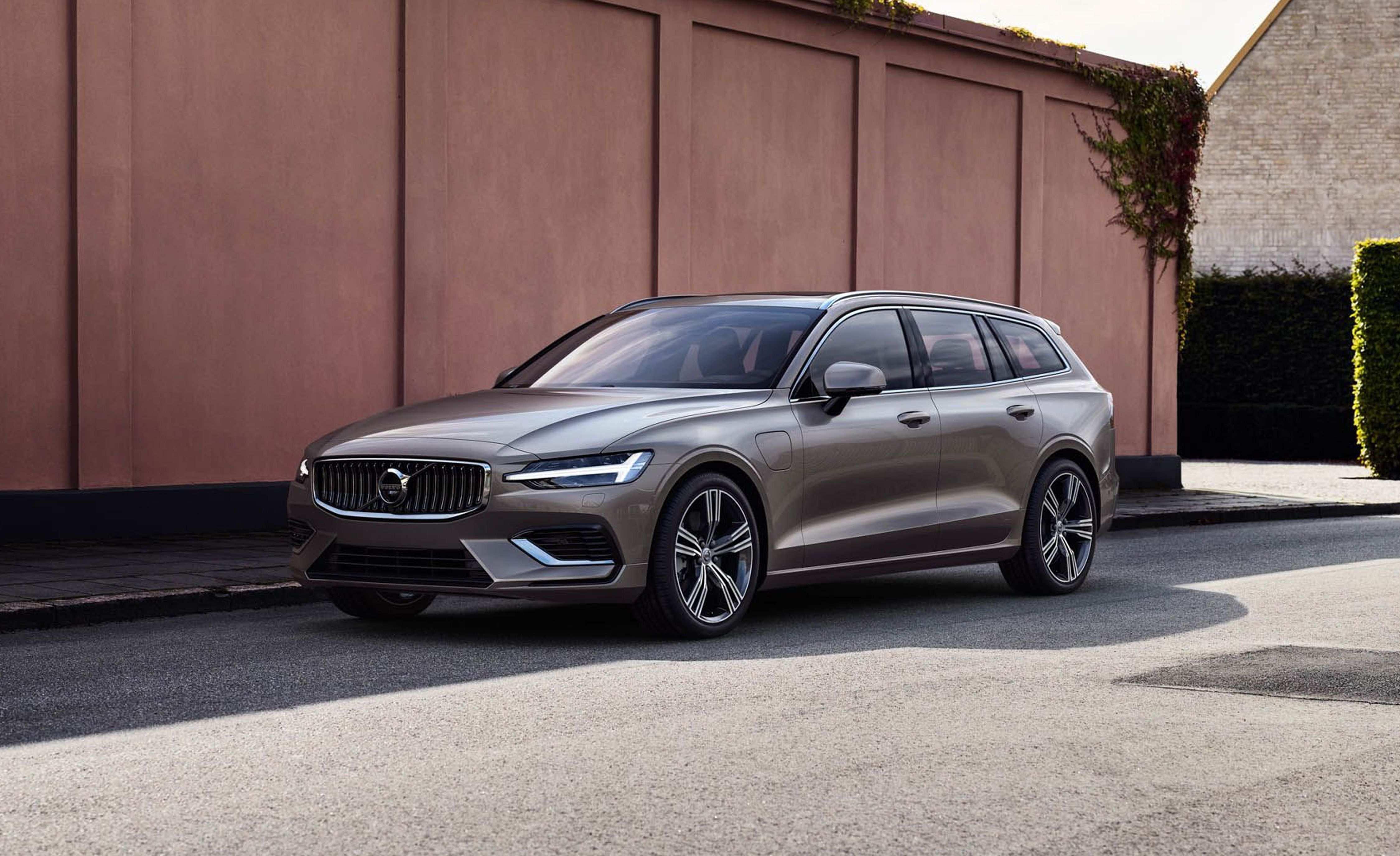 57 New 2019 Volvo V60 Polestar Configurations by 2019 Volvo V60 Polestar