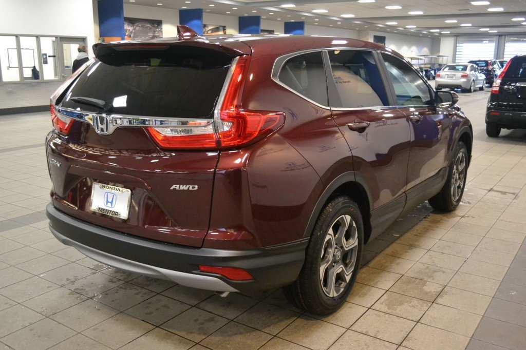 57 New New 2019 Honda Crv History with New 2019 Honda Crv
